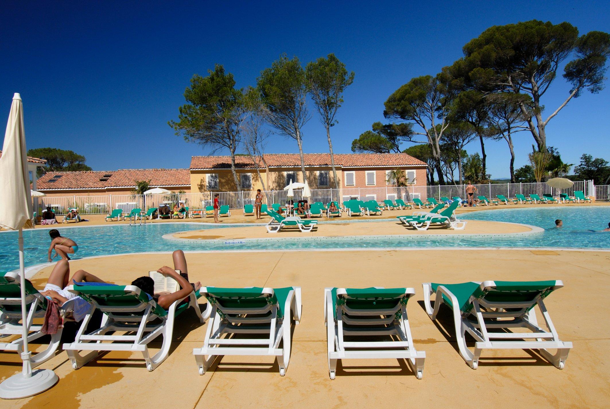 Vakantiepark Calvisson Maisonnette Confort 6 Le Mas des Vignes Calvisson 1