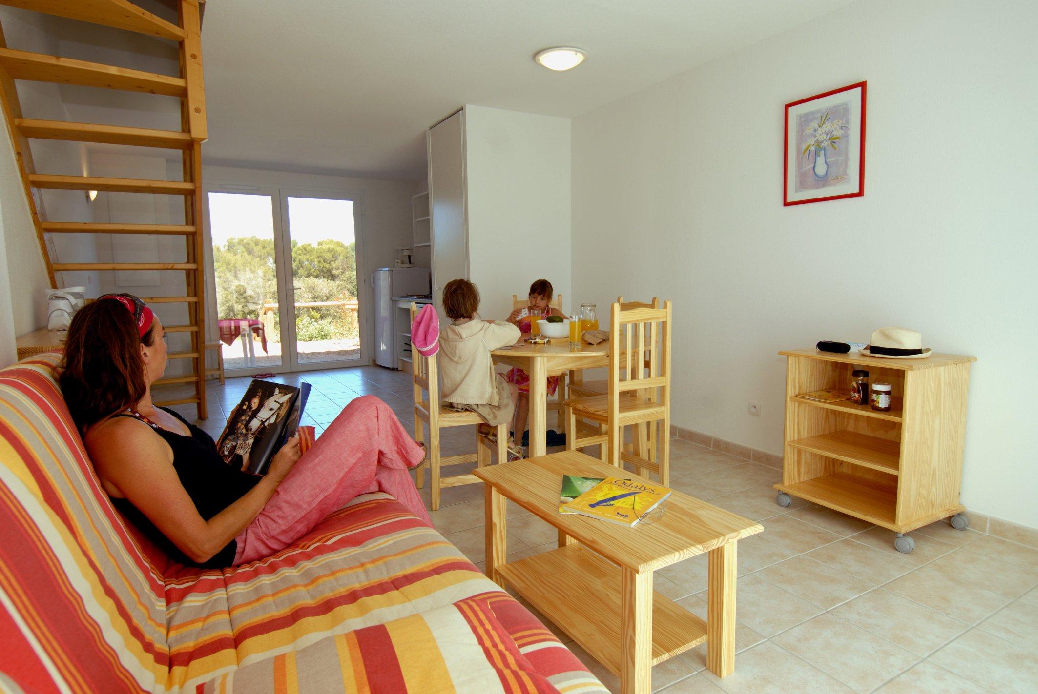 Ferienwohnung Calvisson Maisonnette Confort 6 Le Mas des Vignes (1063878), Calvisson, Gard Binnenland, Languedoc-Roussillon, Frankreich, Bild 3