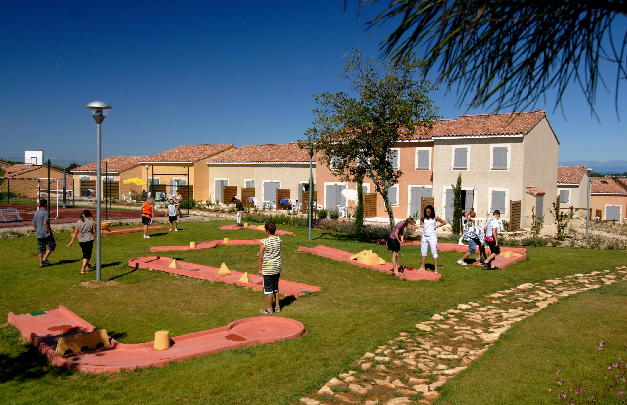 Ferienwohnung Calvisson Maisonnette Duplex 4 Le Mas des Vignes (1063879), Calvisson, Gard Binnenland, Languedoc-Roussillon, Frankreich, Bild 20