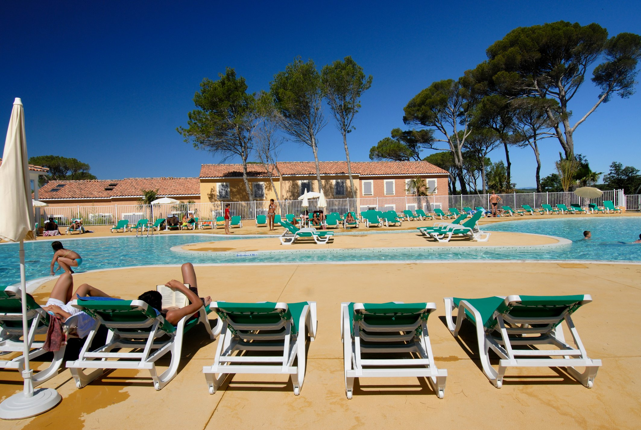 Ferienwohnung Calvisson Maisonnette Duplex 4 Le Mas des Vignes (1063879), Calvisson, Gard Binnenland, Languedoc-Roussillon, Frankreich, Bild 14