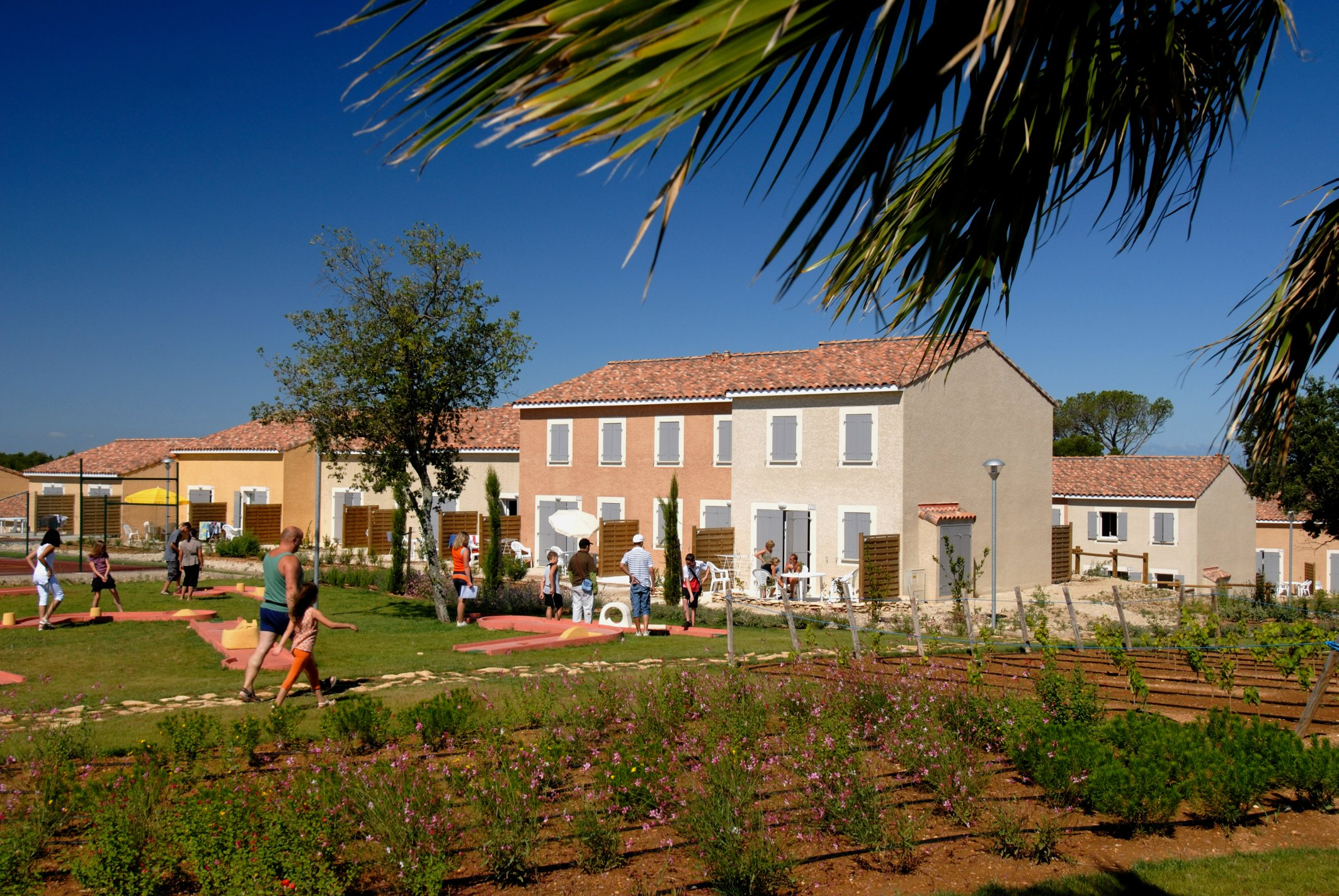 Ferienwohnung Calvisson Maisonnette Duplex 4 Le Mas des Vignes (1063879), Calvisson, Gard Binnenland, Languedoc-Roussillon, Frankreich, Bild 21