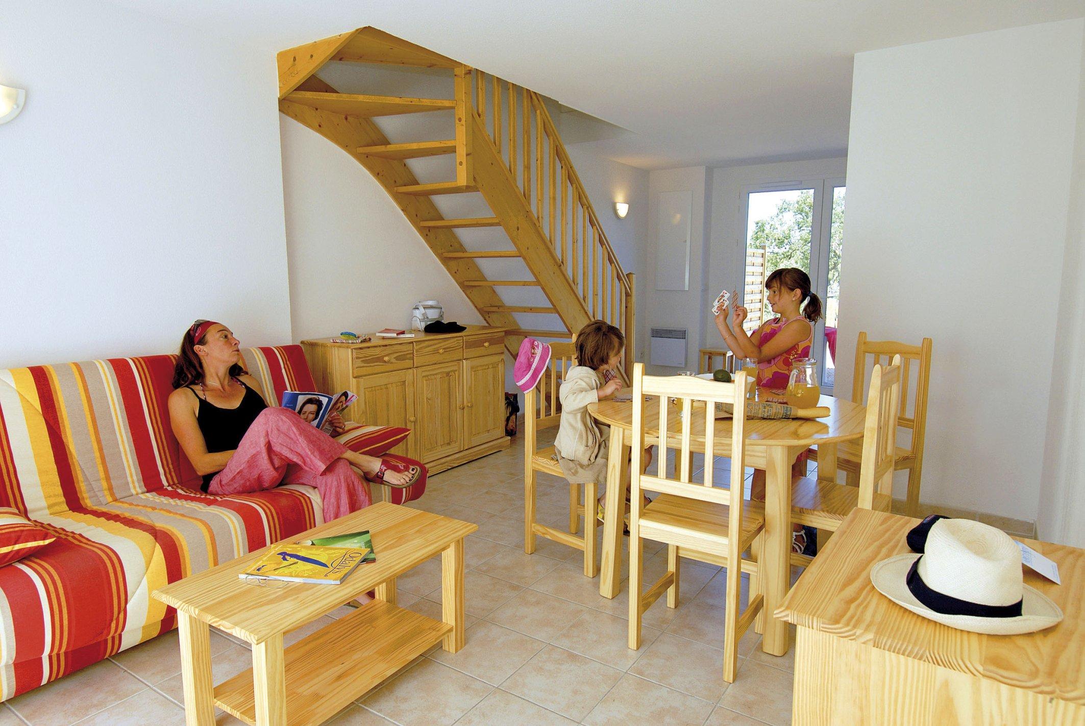 Ferienwohnung Calvisson Maisonnette Duplex 4 Le Mas des Vignes (1063879), Calvisson, Gard Binnenland, Languedoc-Roussillon, Frankreich, Bild 4