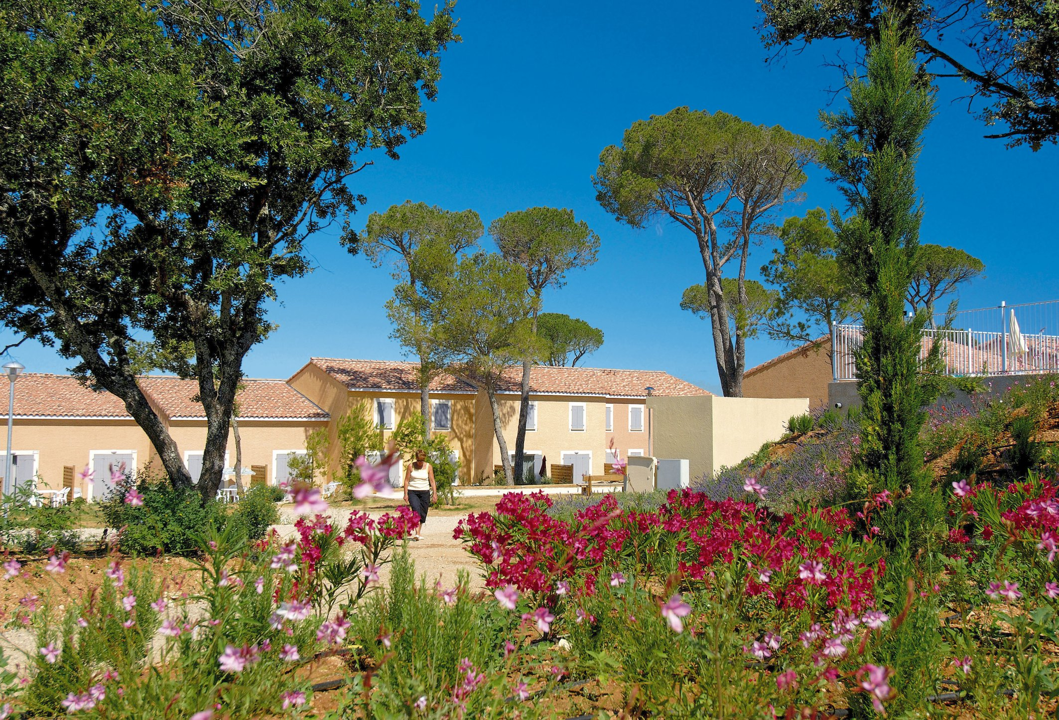 Ferienwohnung Calvisson Maisonnette Duplex 4 Le Mas des Vignes (1063879), Calvisson, Gard Binnenland, Languedoc-Roussillon, Frankreich, Bild 2