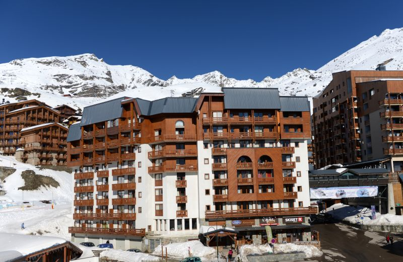 Appartement Val Thorens 2p 5 L'Altineige Val Thorens 1