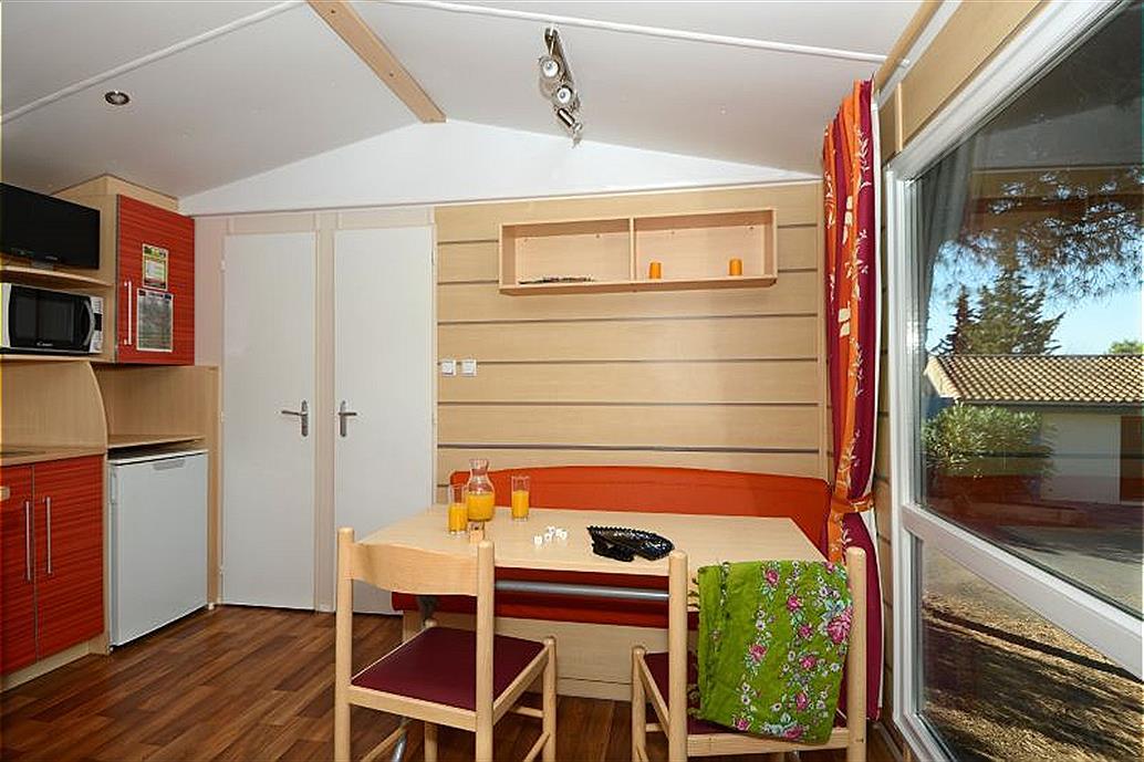 Ferienwohnung Cap d'Agde La Pinède MH 6/8 pers. (1064003), Agde, Mittelmeerküste Hérault, Languedoc-Roussillon, Frankreich, Bild 3