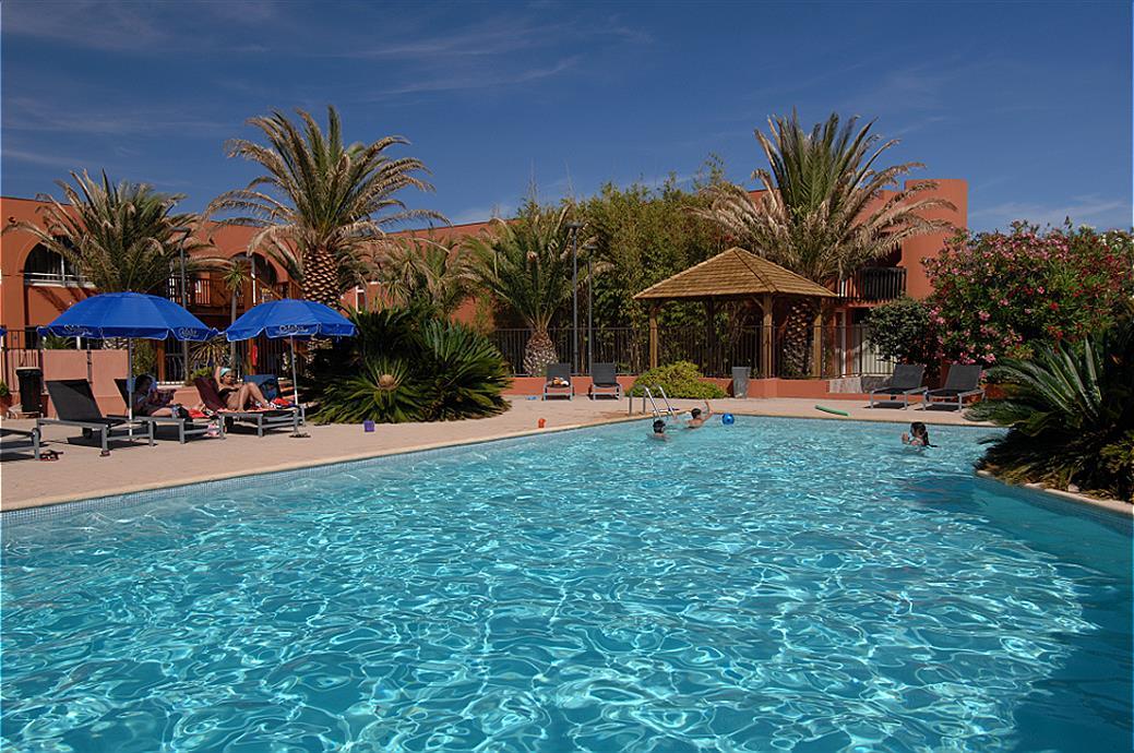 Golf holiday apartment in cap d agde france cap d 39 agde for Cap d agde jardin d eden