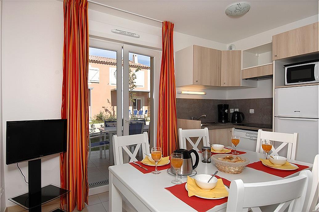 Ferienwohnung Aigues Mortes 3p 6 (1064043), Aigues Mortes, Mittelmeerküste Gard, Languedoc-Roussillon, Frankreich, Bild 2