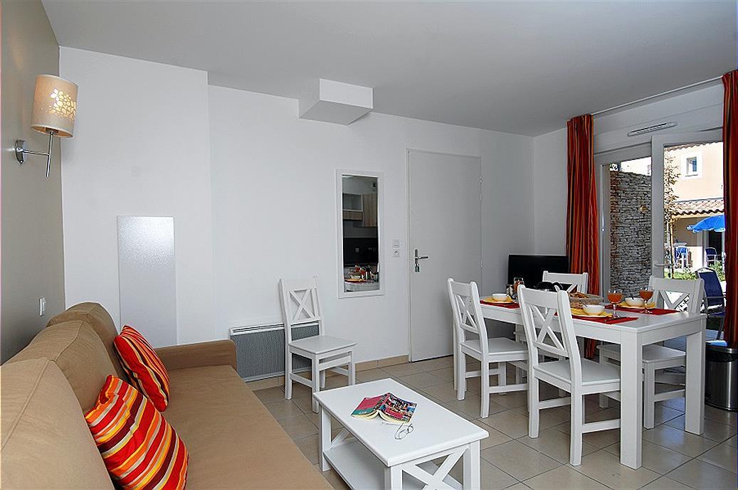 Ferienwohnung Aigues Mortes 3p 6 (1064043), Aigues Mortes, Mittelmeerküste Gard, Languedoc-Roussillon, Frankreich, Bild 4