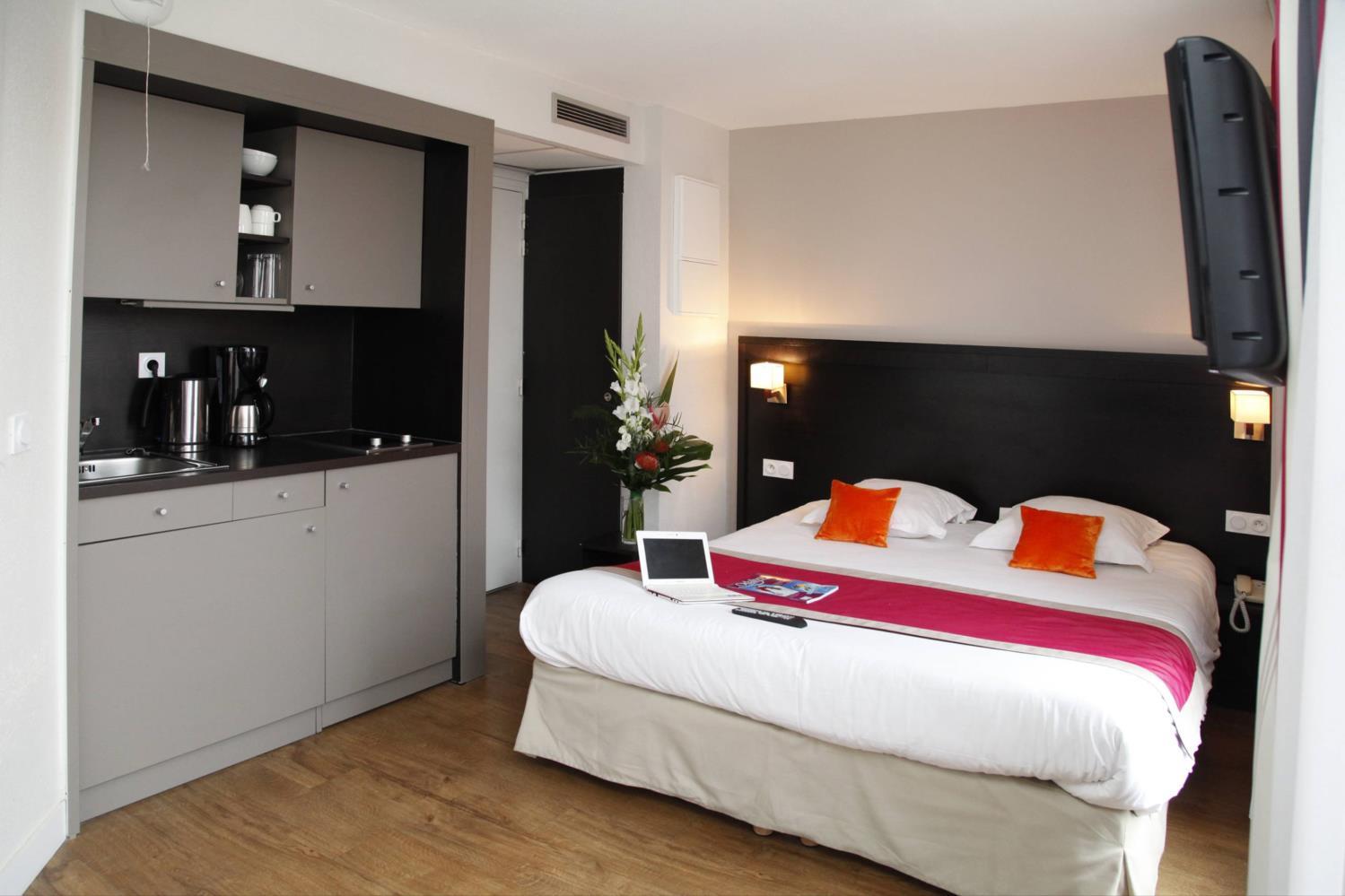 Ferienwohnung Appart'hôtel Les Floridianes S2p (1082338), Aix en Provence, Bouches-du-Rhône, Provence - Alpen - Côte d'Azur, Frankreich, Bild 6