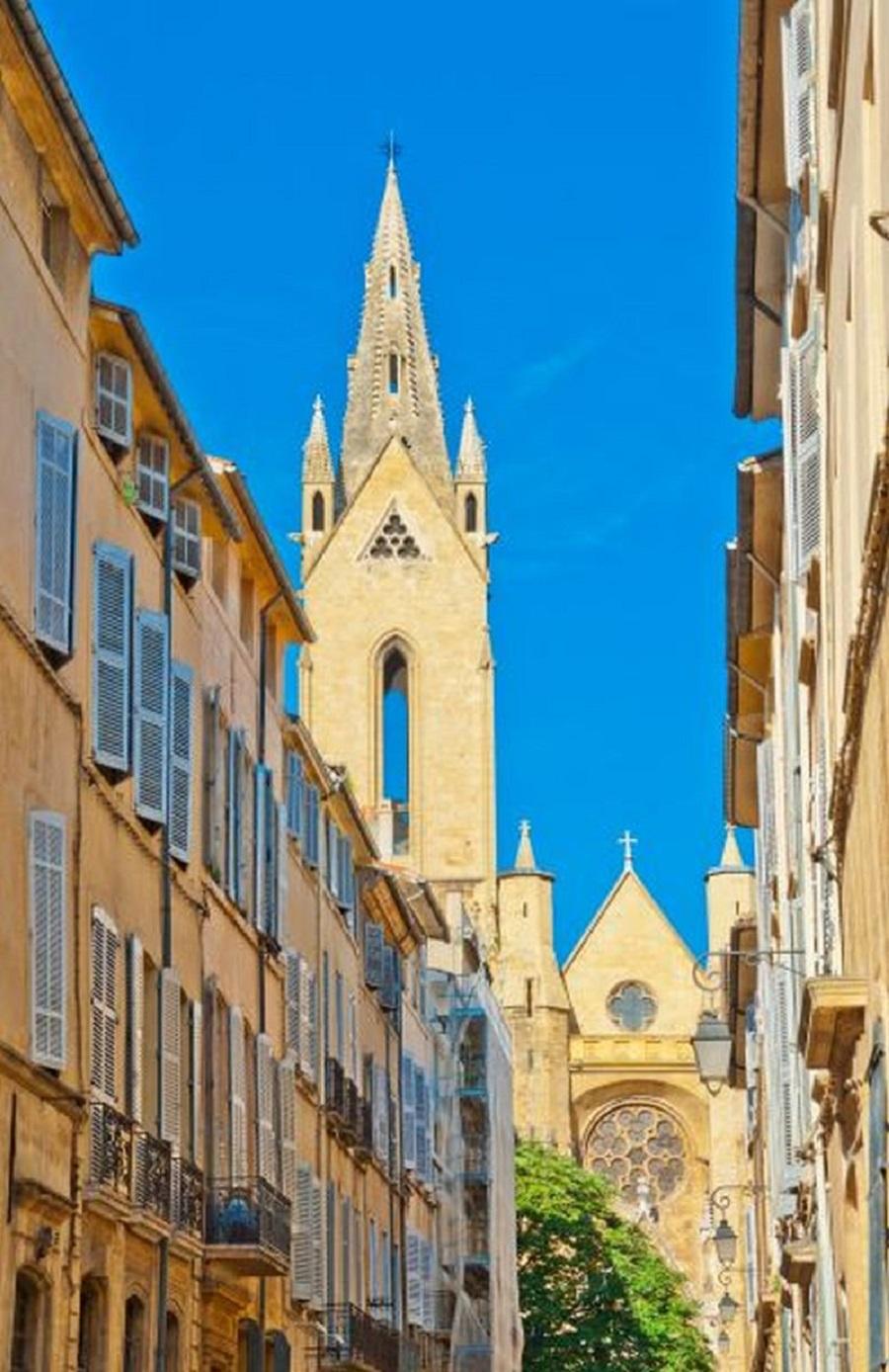 Ferienwohnung Aix en Provence 2p4p Chartreuse (1064054), Aix en Provence, Bouches-du-Rhône, Provence - Alpen - Côte d'Azur, Frankreich, Bild 5