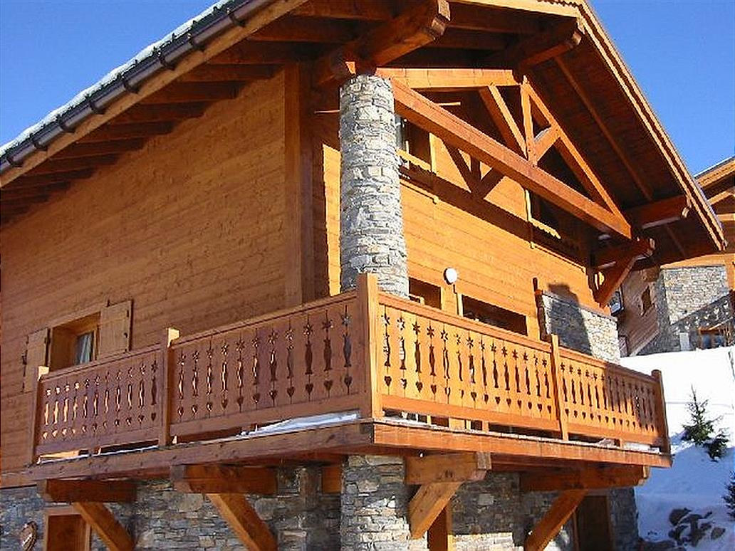 Holiday home Chalet Les Marmottes (Crintallia) 14/16p Les Menuires 1