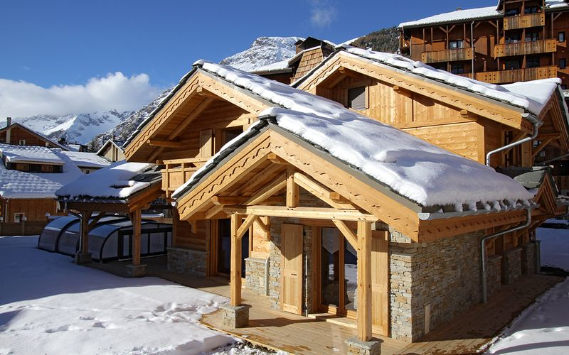 Holiday home Chalet Prestige Lodge 14p Les Deux Alpes 1
