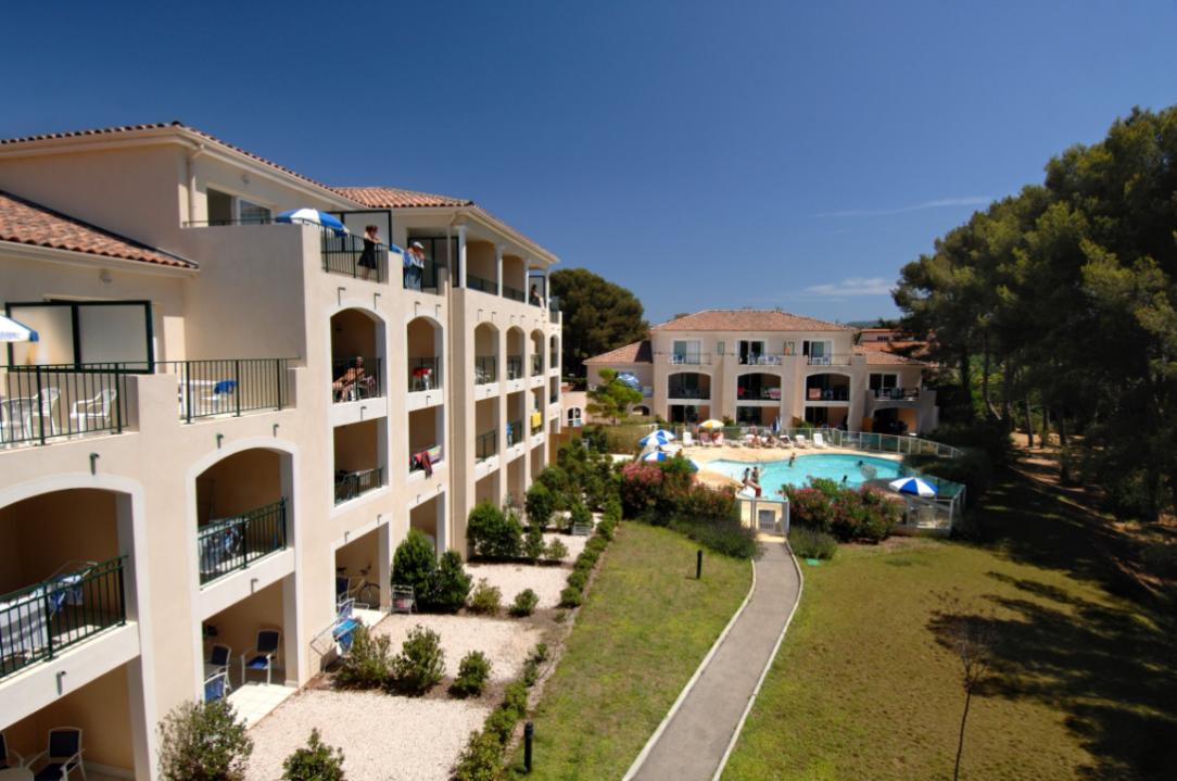 Ferienwohnung Six Fours 2p 4p Aryana (1064081), Six Fours les Plages, Côte d'Azur, Provence - Alpen - Côte d'Azur, Frankreich, Bild 2