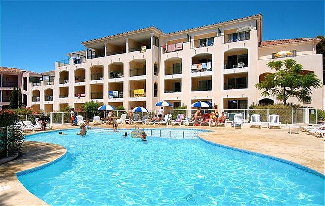 Ferienwohnung Six Fours 2p 4p Aryana (1064081), Six Fours les Plages, Côte d'Azur, Provence - Alpen - Côte d'Azur, Frankreich, Bild 12