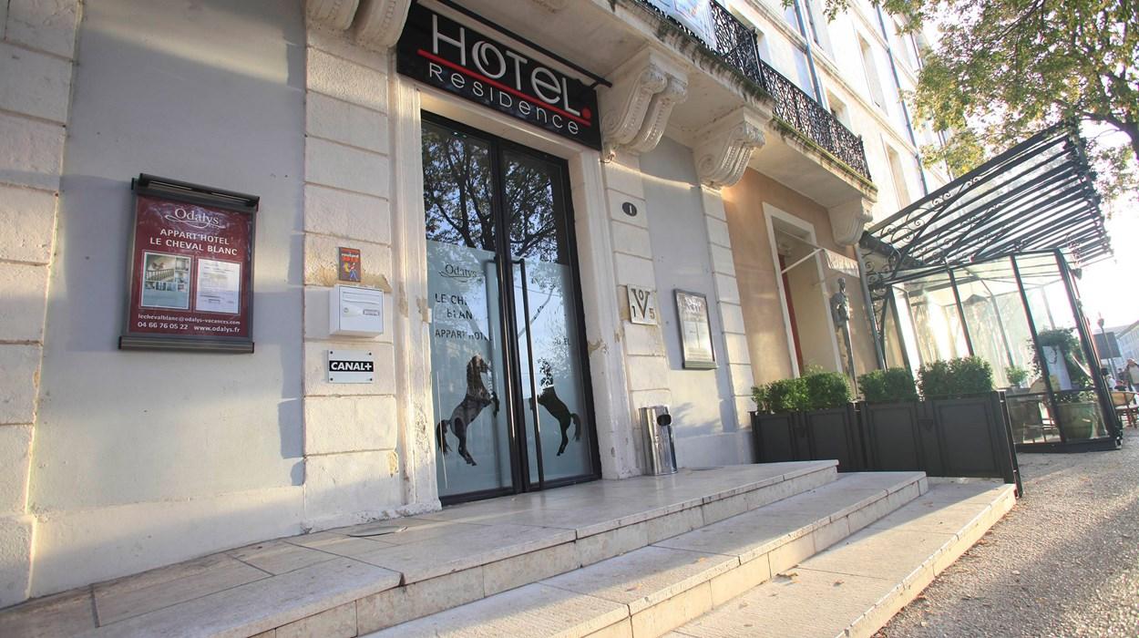 Apartment Hôtel-Résidence Le Cheval Blanc ChS 2/3p Nimes 1