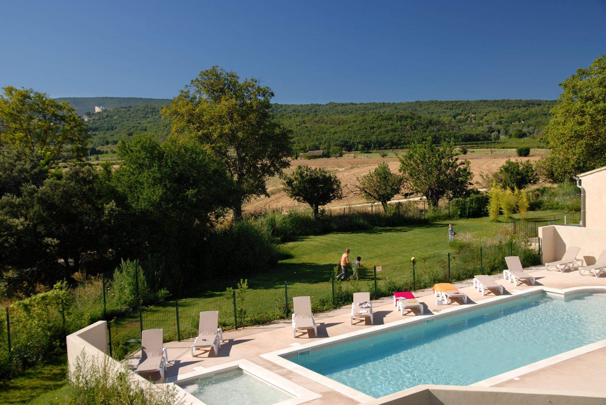 Ferienwohnung Bonnieux 3p6 Les 4 Soleils (1064176), Bonnieux, Vaucluse, Provence - Alpen - Côte d'Azur, Frankreich, Bild 8