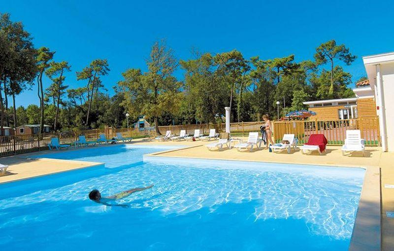 Casa vacanze Domaine Monplaisir MH 6/8 Saint Trojan les Bains 1