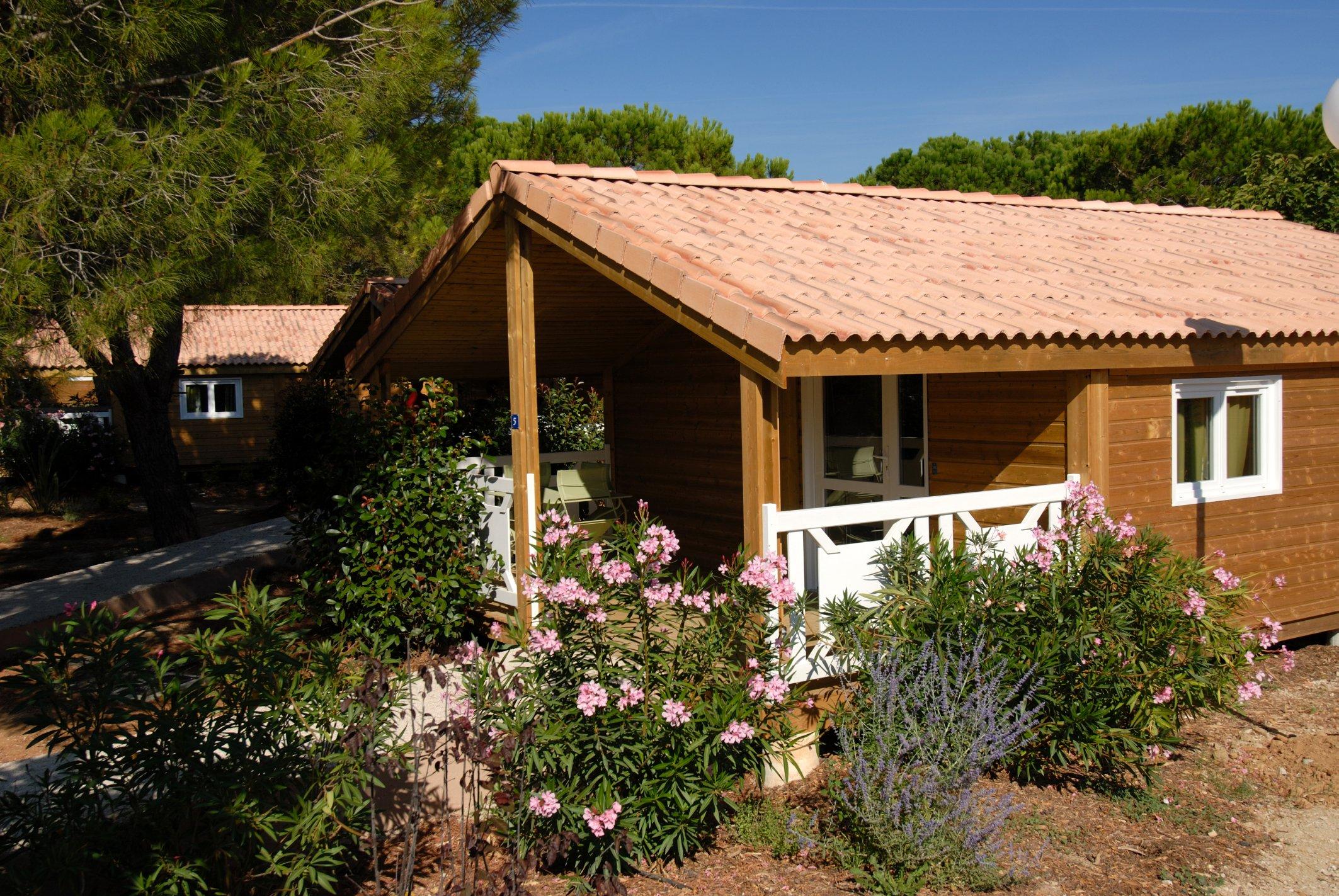 Vakantiepark Carnoux en Provence Chalet 3p 5/6 Shangri-La Carnoux en Provence 1