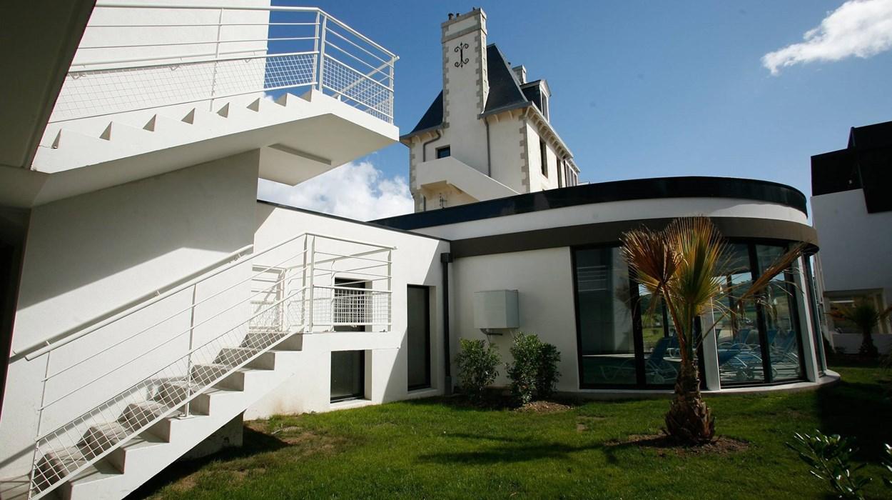 Appartement Résidence Domaine les Roches Jaunes 2p4 Plougasnou 1