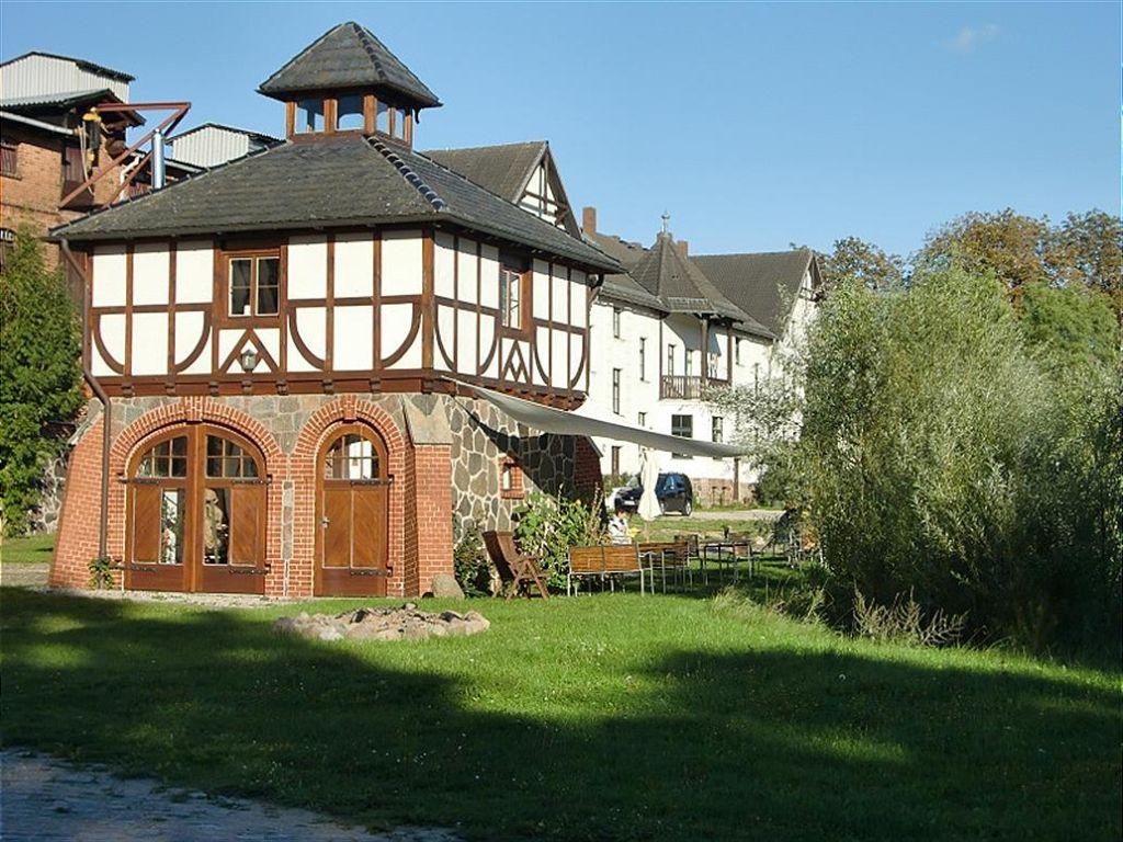 Appartement Ferienwohnung A3 Blücherhof 1