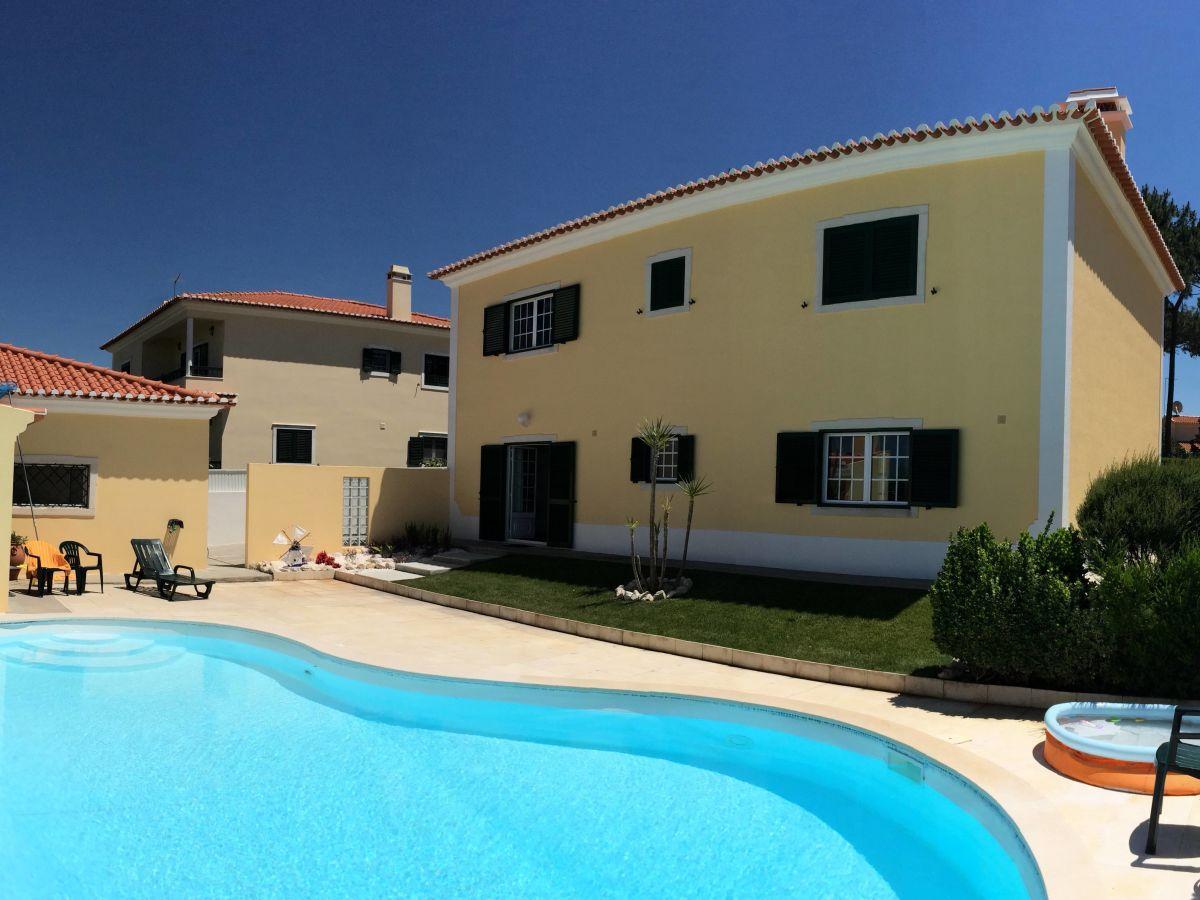 Villa 6-p Villa with private pool Ericeira 1
