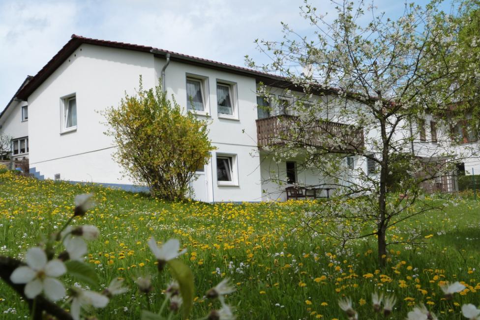 Villa Ferienhaus Schwalm am Gänserasen Oberaula 1
