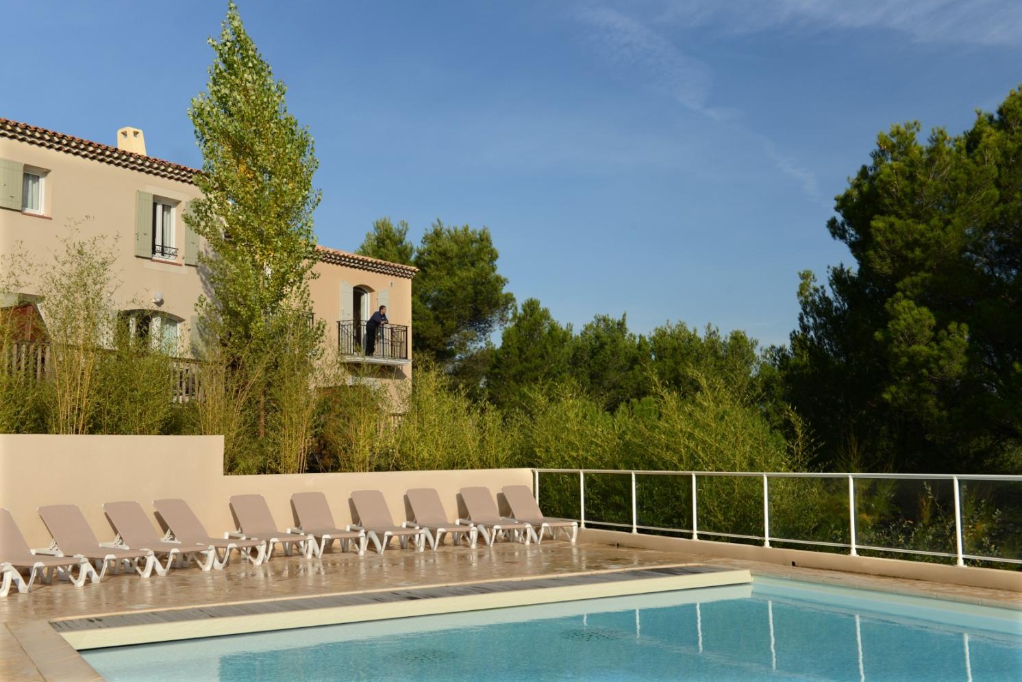 Ferienwohnung Les Coteaux de Pont Royal 2p4p STD (1043048), Mallemort, Bouches-du-Rhône, Provence - Alpen - Côte d'Azur, Frankreich, Bild 22
