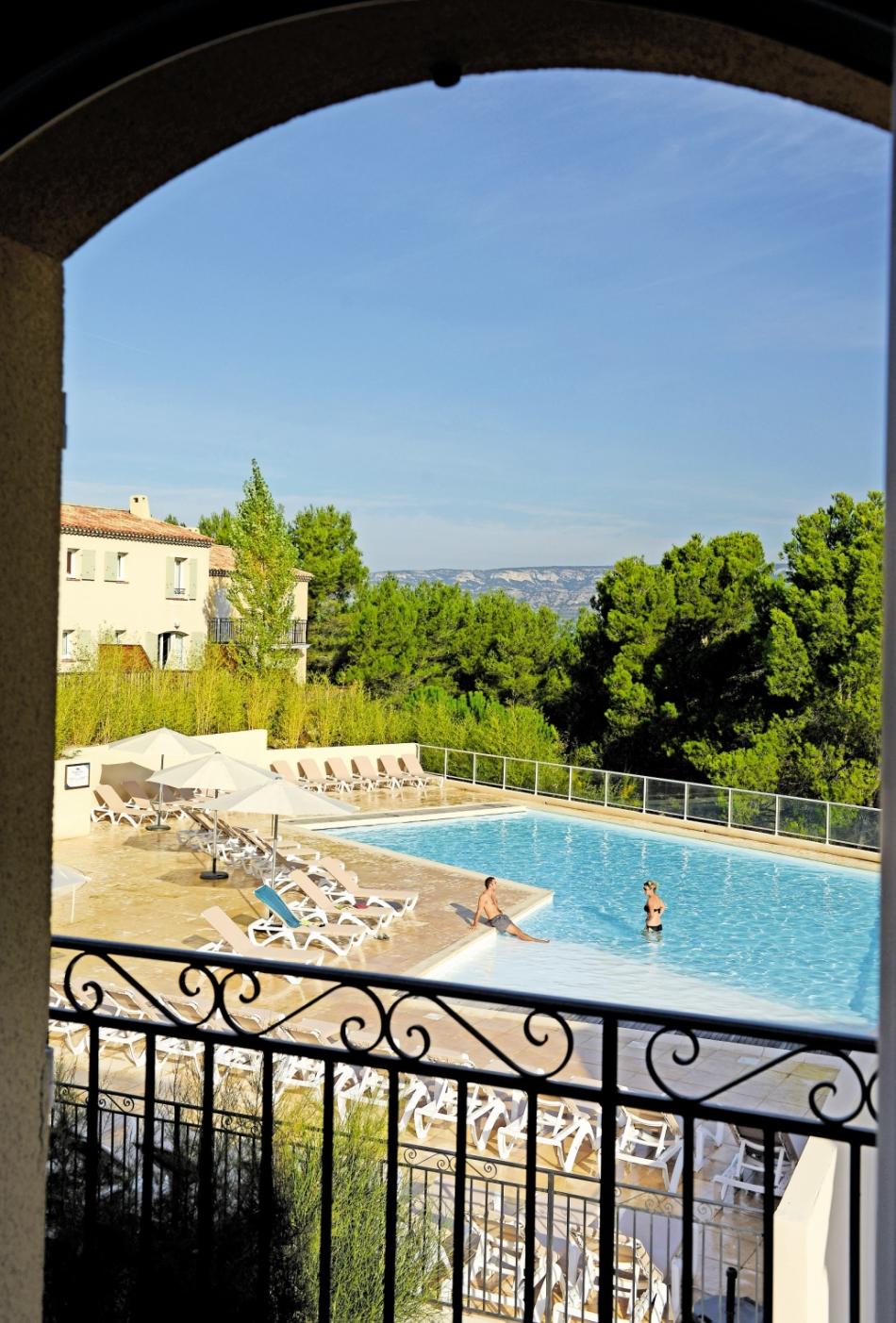 Ferienwohnung Les Coteaux de Pont Royal 2p4p STD (1043048), Mallemort, Bouches-du-Rhône, Provence - Alpen - Côte d'Azur, Frankreich, Bild 18