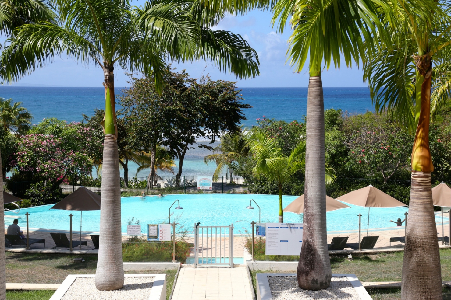 Ferienwohnung Les Tamarins S2/3 p (1069935), Sainte-Anne (Guadeloupe), Grande-Terre, Guadeloupe, Karibische Inseln, Bild 21
