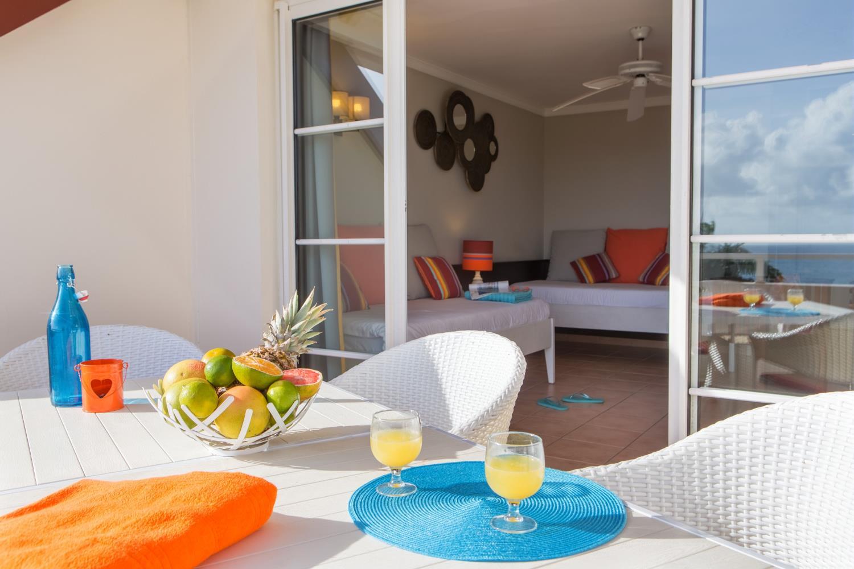 Ferienwohnung Les Tamarins 3p 6p (1069936), Sainte-Anne (Guadeloupe), Grande-Terre, Guadeloupe, Karibische Inseln, Bild 9