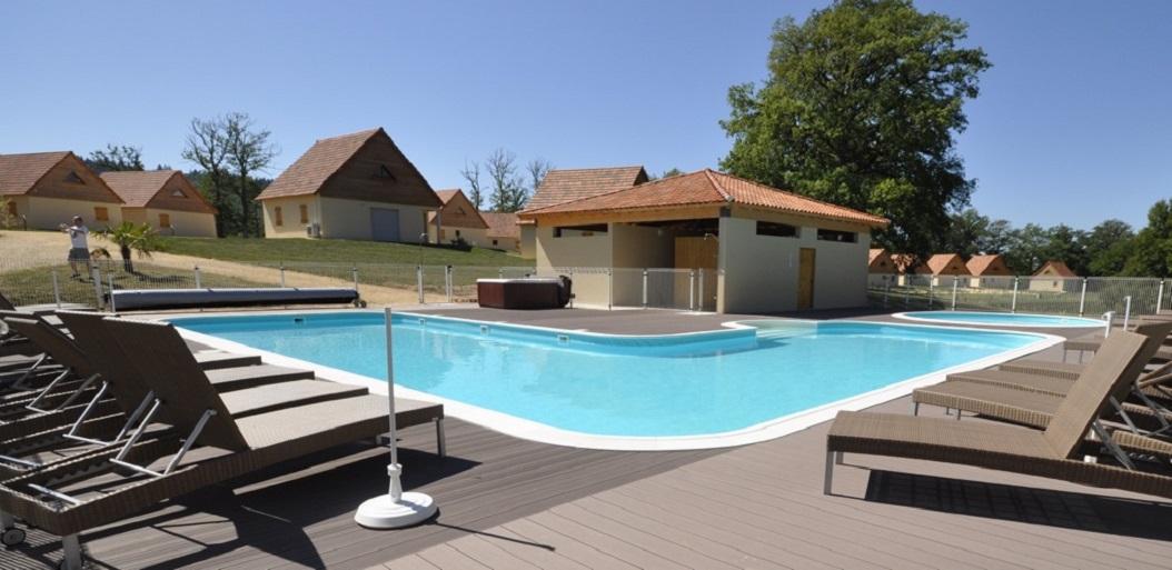 Villa Le Lac Bleu 6-8p Lacapelle-Marival 1