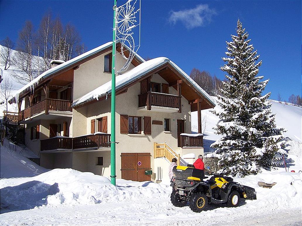 Maison de vacances Chalet Erika 16p Les Deux Alpes 1