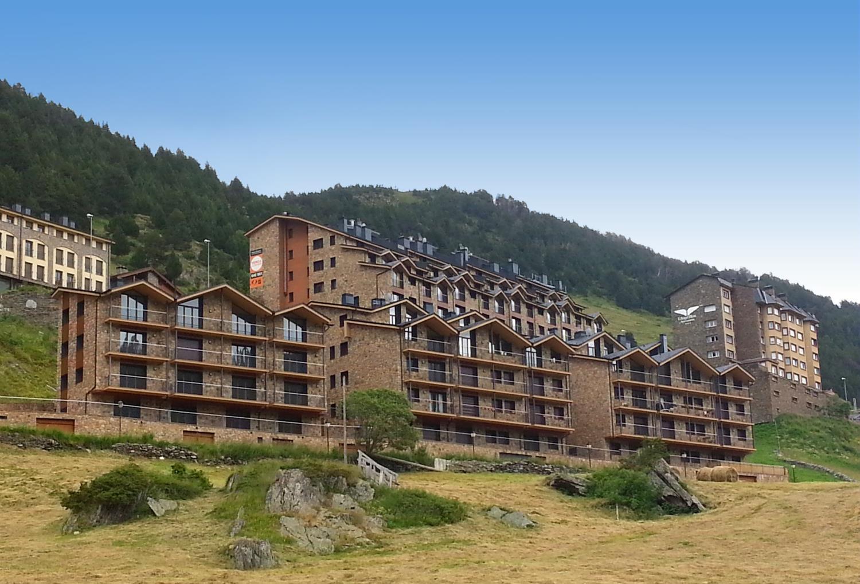 Appartement Andorra Bordes d'Envalira 2p 4p Soldeu 1