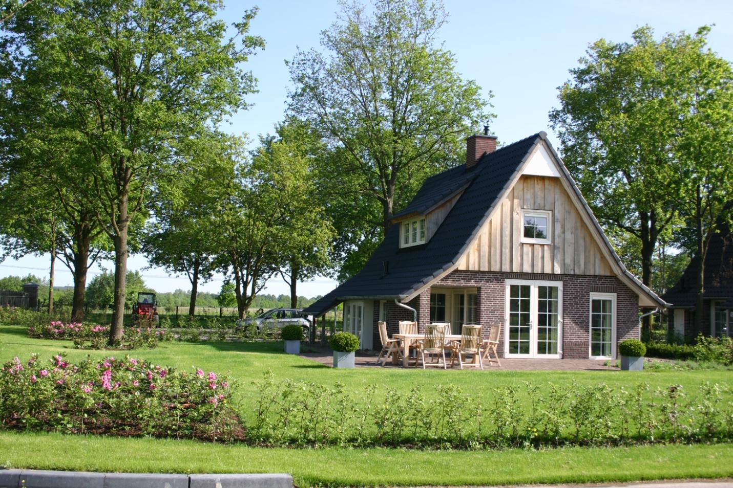Vakantiepark Beukelaer Wellness 4p Hellendoorn 1