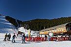 Chalets de l'Isard Les Angles 3P8 cabin
