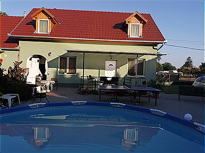 Wohnungen, Attila Vendégház Ap. 12 p..., BN1010480