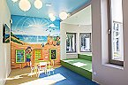 Apartamento Deluxe Holiday Suite for 2 adults and 3 children Westende Bad Miniatura 24