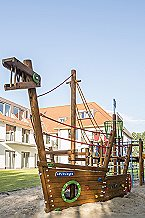 Apartamento Deluxe Holiday Suite for 2 adults and 3 children Westende Bad Miniatura 28