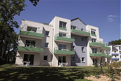 Vannes Ker Goh Lenn 3P6 balcony