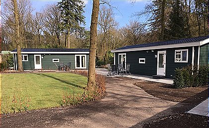 Holiday parks, Type B Comfort 5 persoons, BN1018527