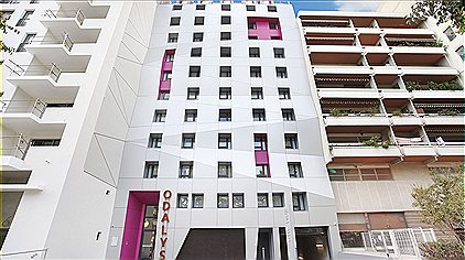 Appart'hôtel Le Dôme 2p4p