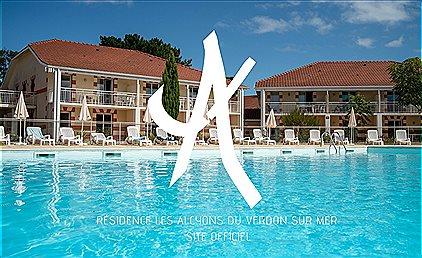 Vakantieparken, Résidence les Alcyons 2/3..., BN1033972