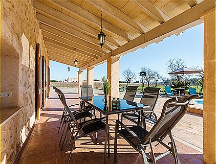 Villa - 4 Bedrooms with Pool and WiFi - 104238