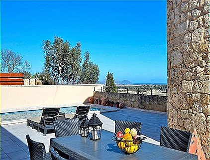 Villa - 3 Bedrooms with Pool and WiFi - 104342