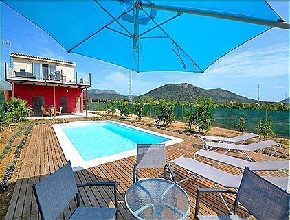 Villa - 2 Bedrooms with Pool and WiFi - 104337