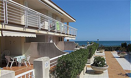 Apartment - 2 Bedrooms with Pool and WiFi - 104481