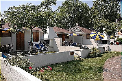 Bungalow Los Nidos Basic