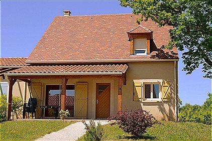 Villa 6 pers. semi-detached