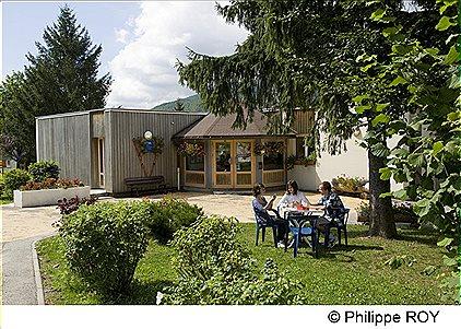Parques de vacaciones, Lélex 3p 7, BN49963