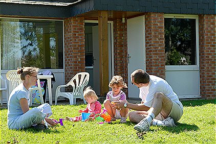 Holiday parks, Veules les Roses 3p 4, BN50190